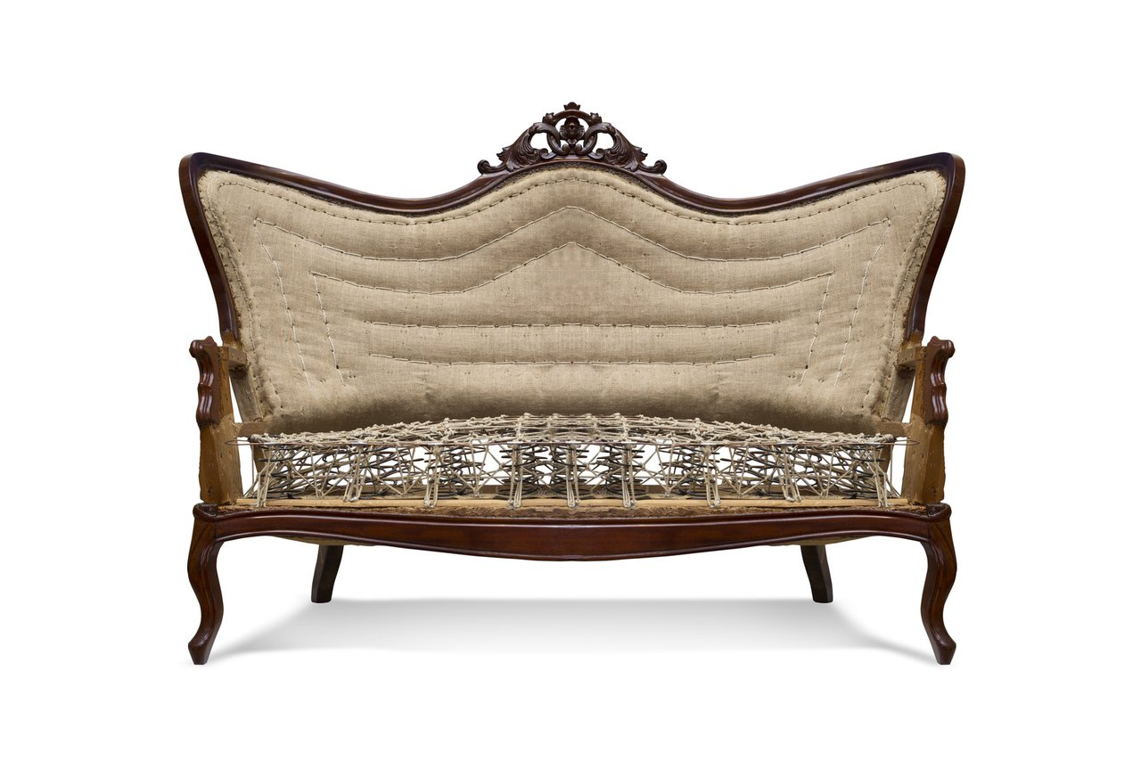 neu polstern aus alten sitzm beln werden schmuckst cke. Black Bedroom Furniture Sets. Home Design Ideas
